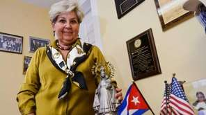 Margarita Grasing, director of the Hispanic Brotherhood of
