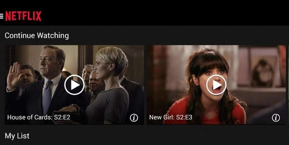 Netflix is a popular subscription service for watching
