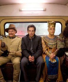 Mizuo Peck, Robin Williams, Ben Stiller, Rami Malek