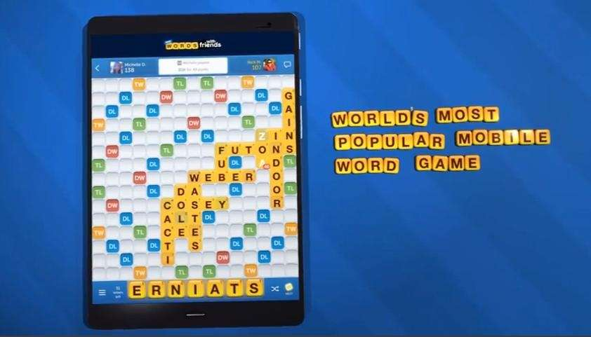 New Words With Friends is a free social