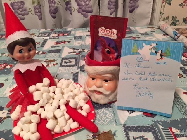 The most creative Elf on the Shelf ideas  9765a43ec