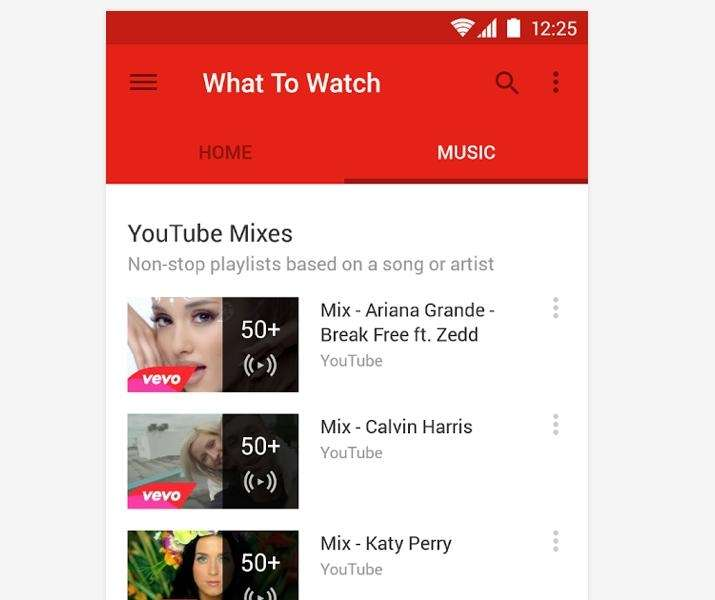 Get the official YouTube app for Android and