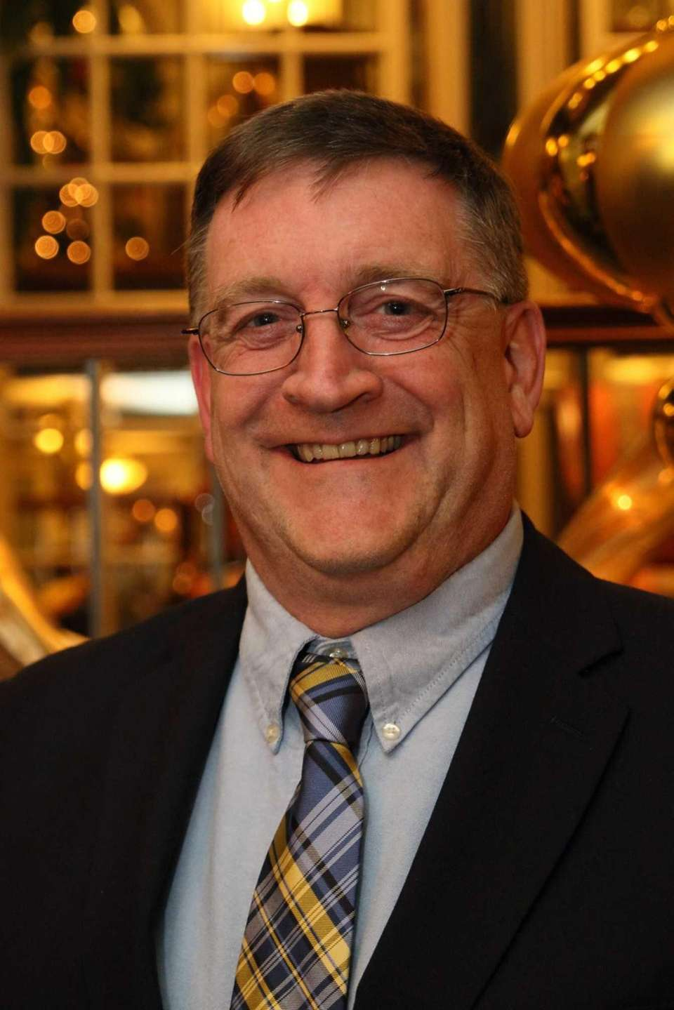 Michael O'Connell of Jamesport has been elected chairman