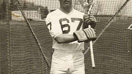 Seaford native Bob Buhmann, 65, won three national