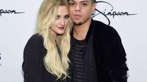 According to reports Dec. 18, 2014, Ashlee Simpson