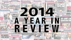 Newsday looks back on memorable moments and stories