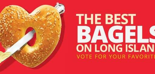 Cast your vote for Long Island's best bagel