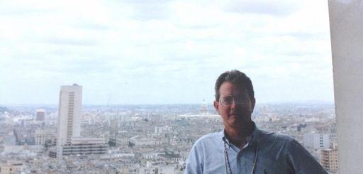 John Jeansonne, a former Newsday reporter, in Cuba