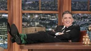 In this image released by CBS, Craig Ferguson,