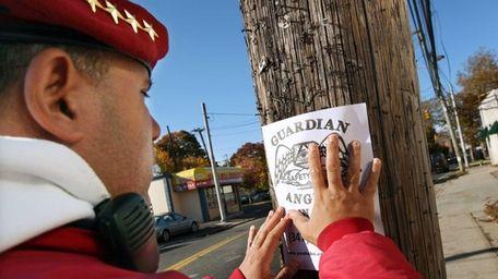 Benjamin Garcia, New York City patrol director for
