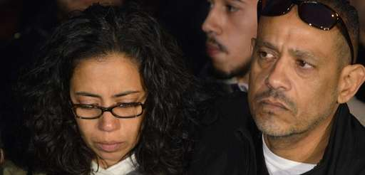 Lucy Ramos, aunt of slain NYPD Officer Rafael