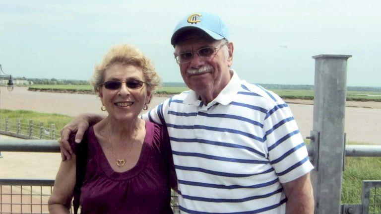 304009378394 Love Story: Irving and Enid Serota, East Meadow | Newsday