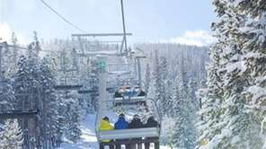 Large ski resorts have a long tradition of
