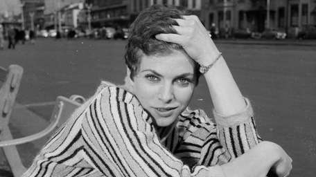 British actress Billie Whitelaw, who collaborated closely with