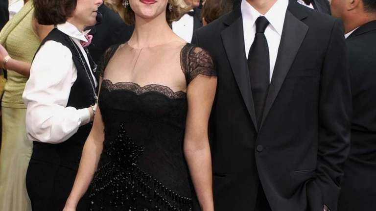 Presenters Reese Witherspoon and Ryan Phillippe arrive at
