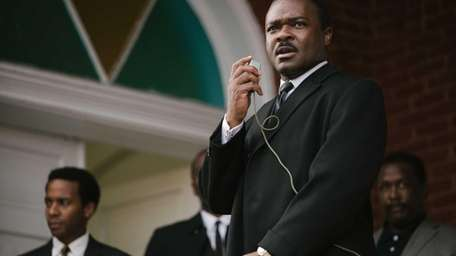 David Oyelowo portrays the Rev. Martin Luther King