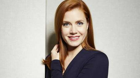 Amy Adams poses for a portrait in promotion