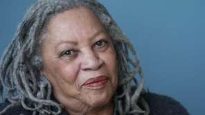Nobel Prize-winning author Toni Morrison has a new