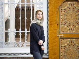 "Claire Danes as Carrie Mathison in ""Homeland."""
