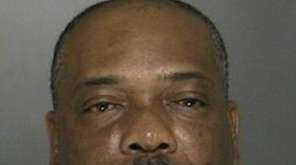 Floyd Patterson, 56, was arrested and charged with