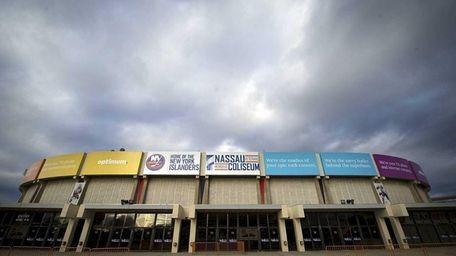 Nassau Coliseum on Sept. 21, 2013. Some would