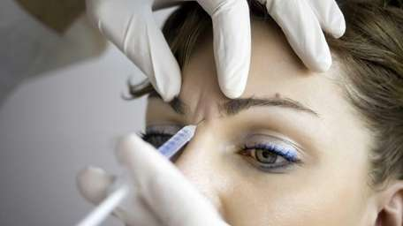 Minimally invasive procedures such as Botox injections, fillers