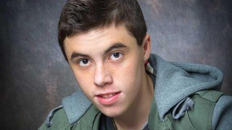 James Phillips, sophomore at Malverne High School