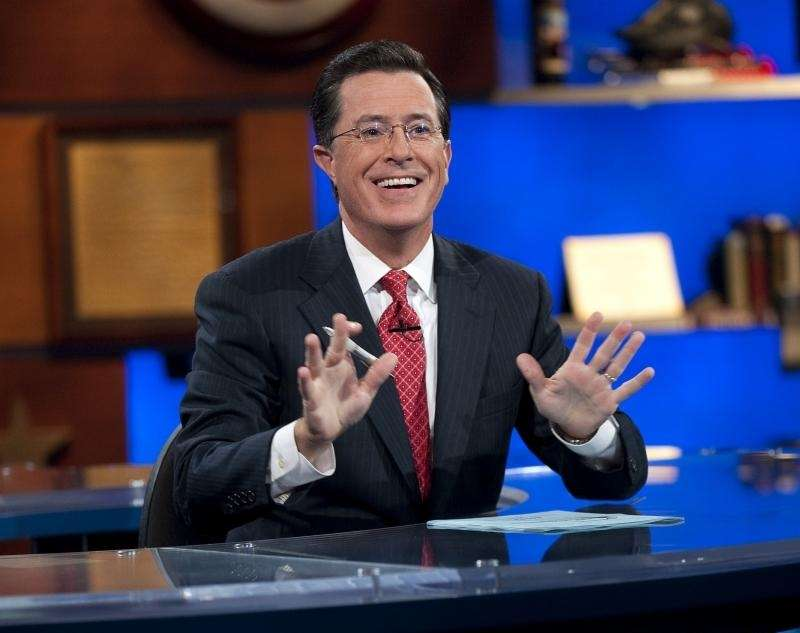 The new Stephen Colbert is almost here --