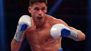 Chris Algieri went the distance with Manny Pacquiao