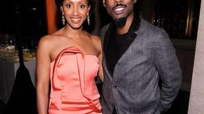 Malaak Compton-Rock and Chris Rock attend the 2nd