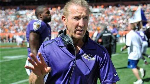 Baltimore Ravens assistant head coach and secondary coach