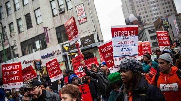 New York State's minimum wage goes up to