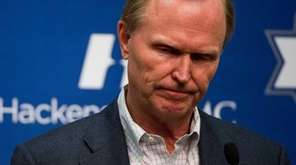 John Mara, CEO and president of the New