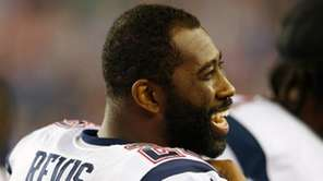 Darrelle Revis #24 of the New England Patriots