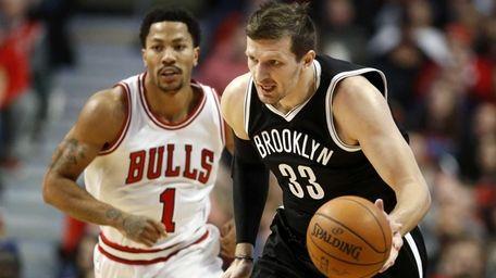 Brooklyn Nets forward Mirza Teletovic advances past Chicago