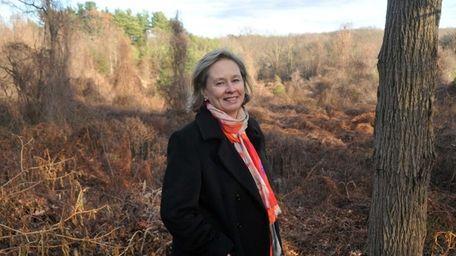 Lisa Ott, president of the North Shore Land