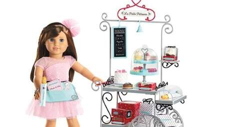 Meet Grace, American Girl's Doll of the Year