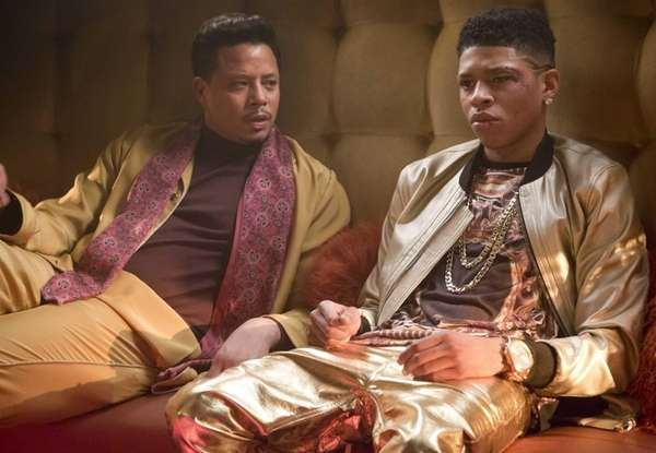 Terrence Howard and Bryshere Gray star in