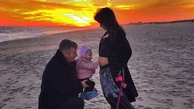 Hilaria Baldwin announced her pregnancy with husband Alec