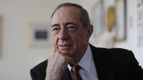Mario Cuomo on May 13, 2009: The three-term