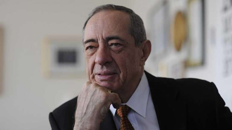 Mario Cuomo on May 13, 2009: The three-term