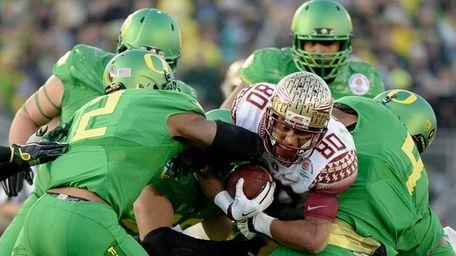Wide receiver Rashad Greene of the Florida State
