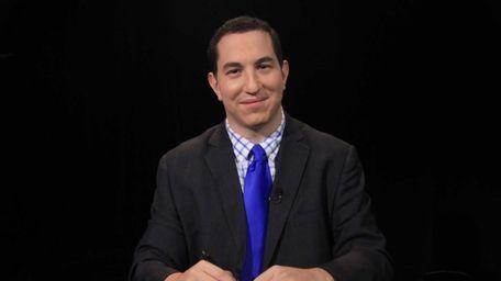 Alexander Heffner hosts the WNET public-affairs show,