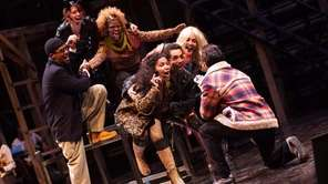"""The Broadway musical """"Rent"""" opened in Havana, Cuba,"""