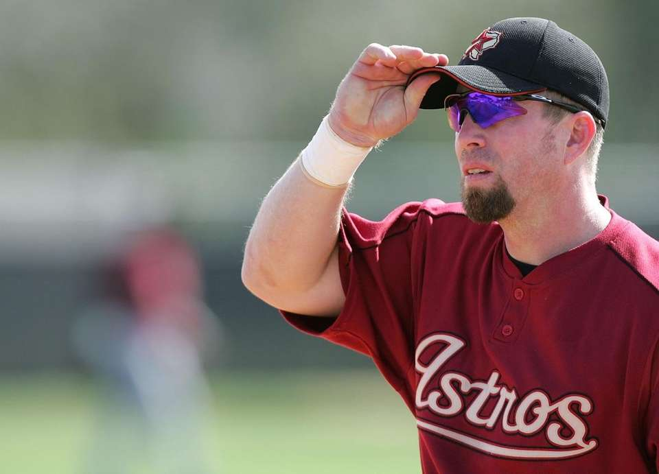 Jeff Bagwell spent his entire 15-year career with