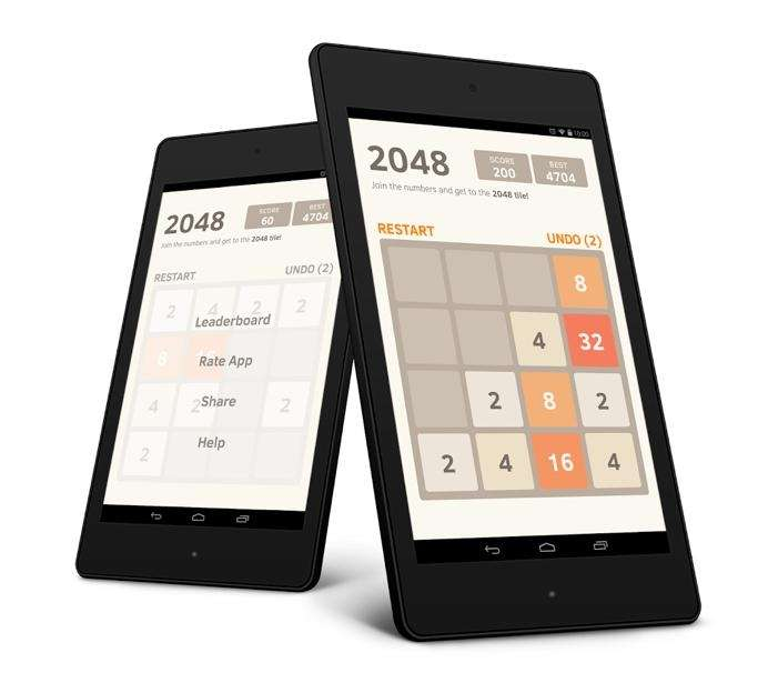 The fun and addictive math-puzzle game is simple