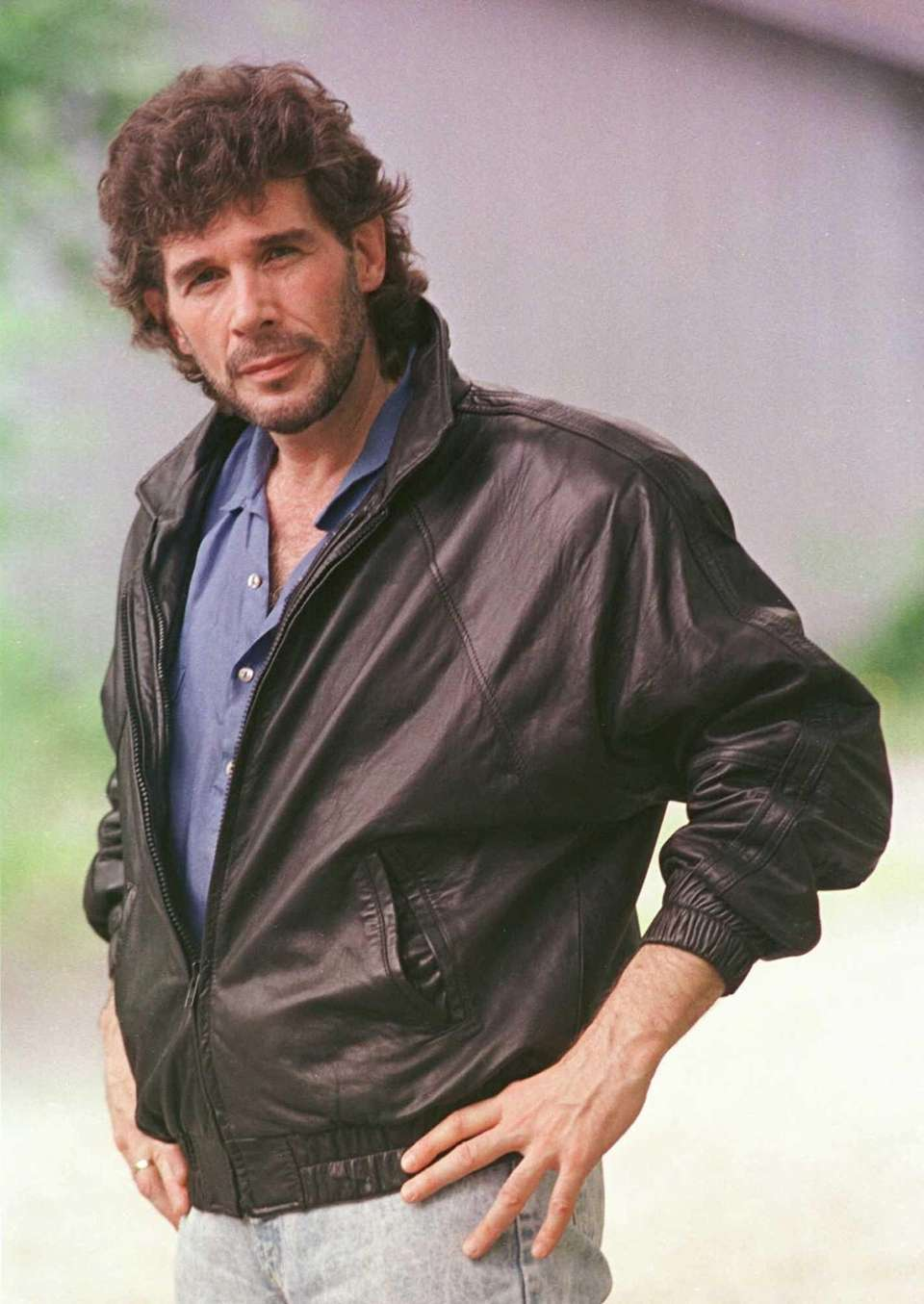 Singer Eddie Rabbitt, who topped the country charts