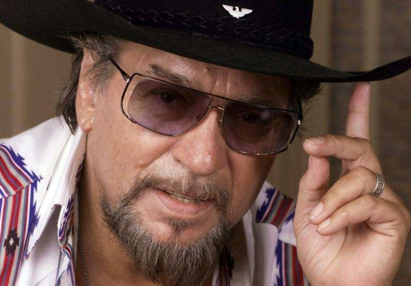 Waylon Jennings, who defined the outlaw movement in