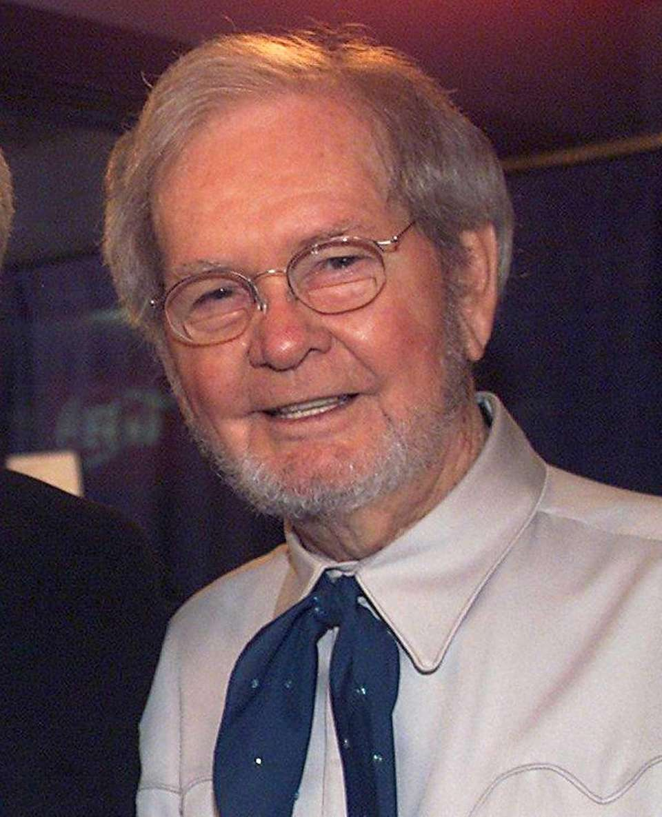 Hank Locklin, who had hits with