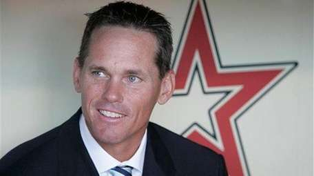 Houston Astros' Craig Biggio is seen during a